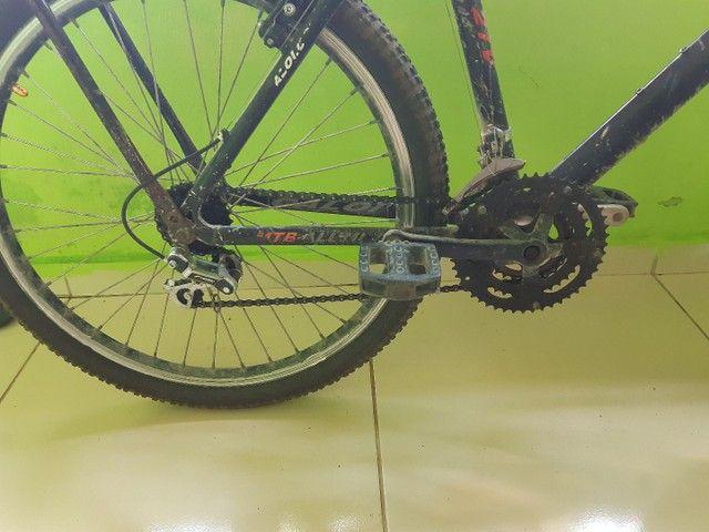 Bike Aro 26 aluminio