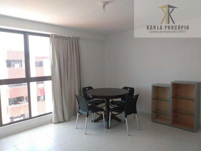 Apartamento Mobiliado para alugar, Bessa, João Pessoa, PB - Foto 3