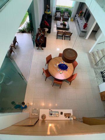 Casa linda e aconchegante com 4 suítes e localizada no Condomínio Laguna. - Foto 14