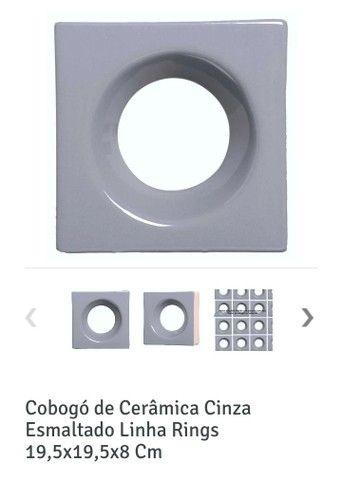 Elemento vazado / Cobogó  5 peças por 100,00