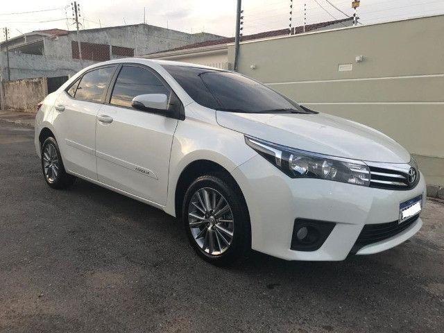 Corolla xei 2.0 automático 2017/17 Completo (novinho)