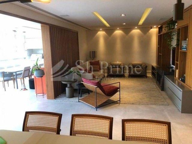 Apartamento para alugar no condomínio Splendor Ibirapuera, 222 m² por R$ 20.000/mês - Vila - Foto 4