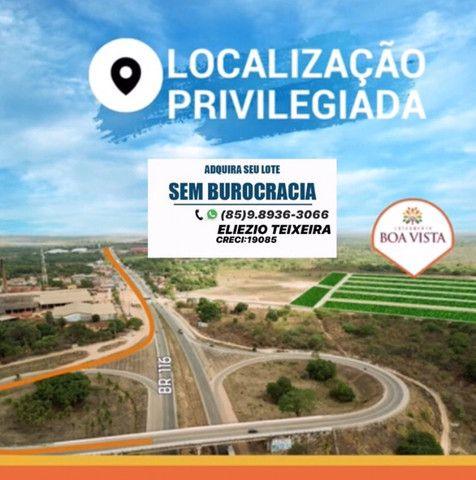 Loteamento as margens da BR-116, 10 minutos de Fortaleza! - Foto 18