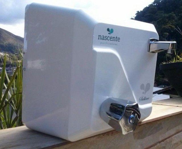 Purificador e Alcalinizador de Água Nascente Novinho! - Foto 3