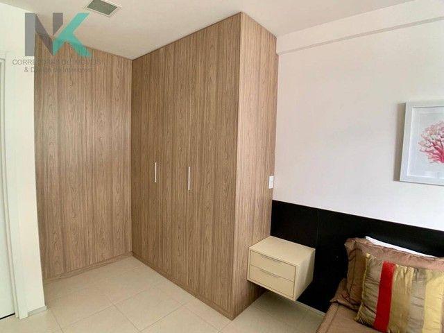 Apartamento com 3 dormitórios à venda, 114 m² por R$ 811.023,29 - Guaxuma - Maceió/AL - Foto 12