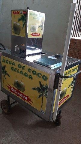 Vendo carrinho de Água de Coco - Foto 4