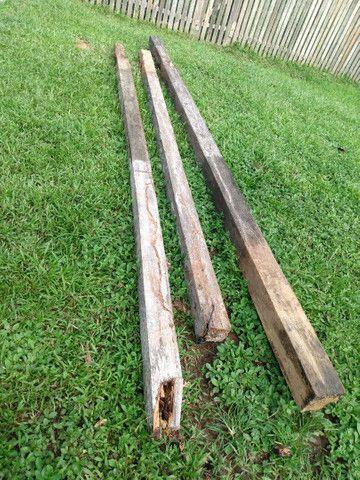 Vendo madeira Mourão