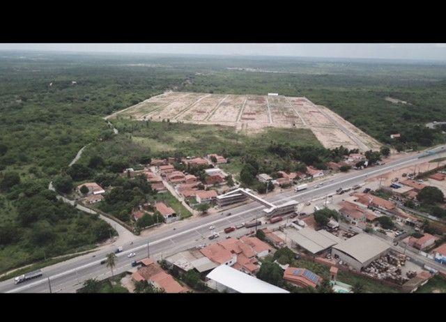 Loteamento as margens da BR-116, 10 minutos de Fortaleza! - Foto 10