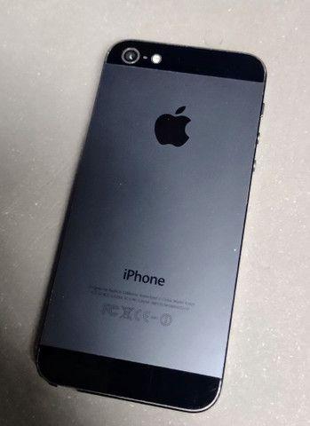 iPhone 5 semi-novo bateria nova