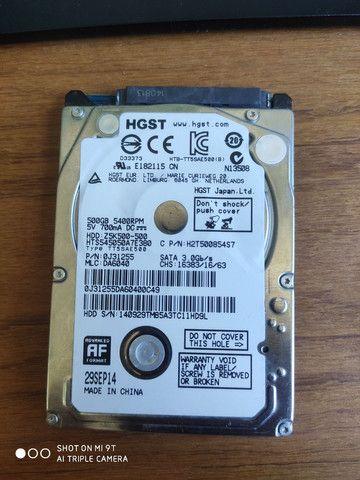 HD interno 500gb sata 3.0gbs