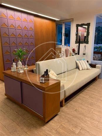 Apartamento à venda com 2 dormitórios em Botafogo, Rio de janeiro cod:888432