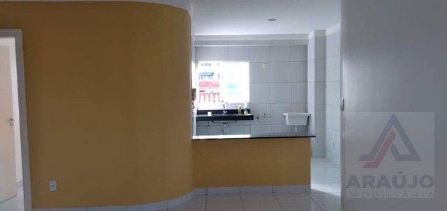 Apartamento com 3 dormitórios à venda, 73 m² por R$ 170.000,00 - Ernesto Geisel - João Pes - Foto 4
