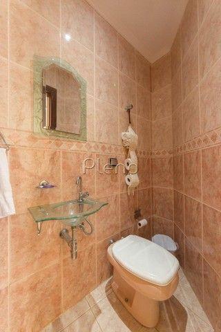 Casa à venda com 4 dormitórios em Loteamento parque são martinho, Campinas cod:CA022268 - Foto 9