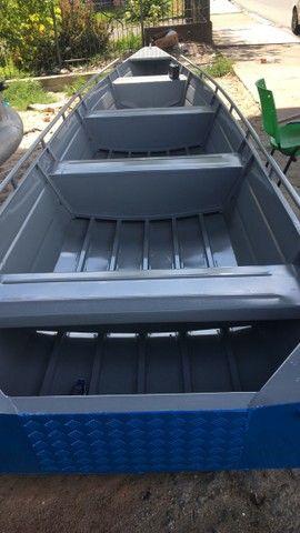 Canoa de 6 metros a pronta entrega