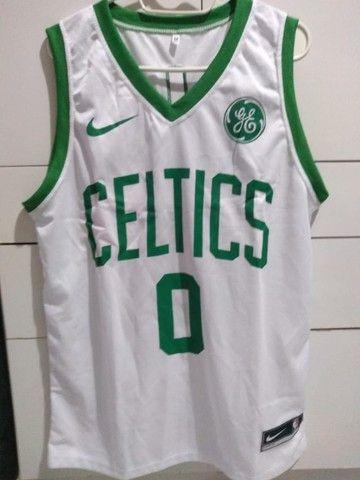 Camisas dos Celtics (branca)
