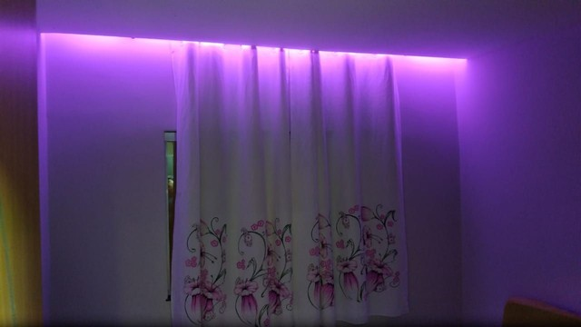 Eletricista profissional e paredes 3D de gesso - Foto 5