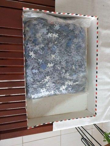 Quebra cabeça de 4000 mil peças importado - Foto 2