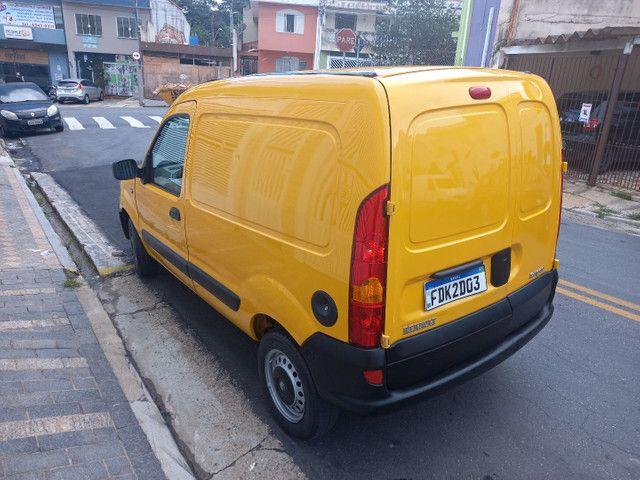 KANGOO BASICA 2013 bx km.. custo benefício  - Foto 8