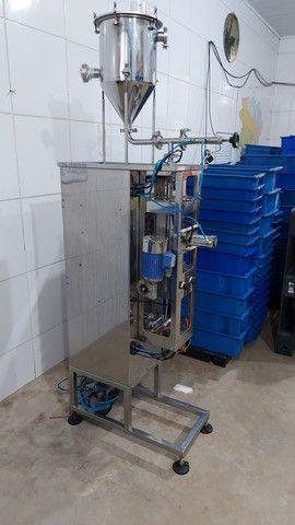 Maquina de embalar Geladinho, Dim Dim, Sacolé , Chup Chup. - Foto 2