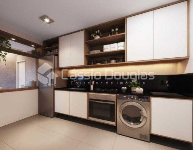 Apartamento 2 quartos em Manaíra em construção - área de lazer club - Foto 15