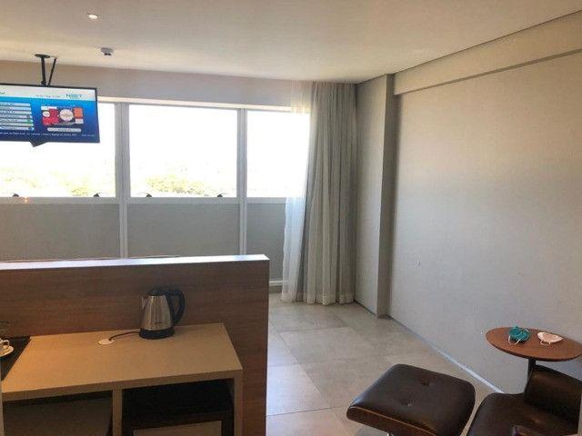 Alugo apartamento por diária todo mobiliado em Barra de Jangada - 37m² - Foto 4