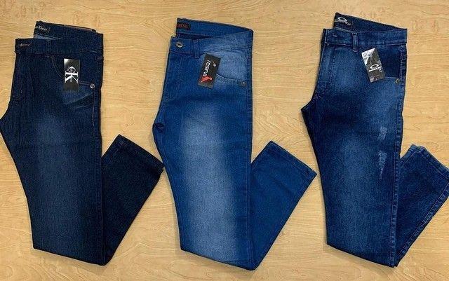 Calça jeans masculinaaa (36 ao 46) entrega gratuita para toda João pessoa - Foto 3