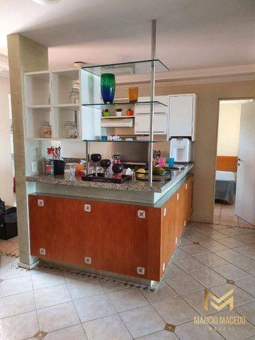Apartamento com 4 suítes à venda, 200 m² por R$ 1.490.000 - Porto das Dunas - Aquiraz/CE - Foto 5