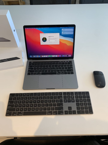 MacBook Pro 13 com TouchBar - 8GB - ssd 512GB - Foto 5