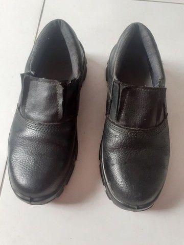 Sapato bico de ferro  - Foto 2