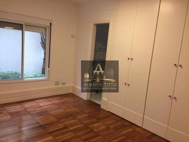 Casa com 4 dormitórios para alugar, 430 m² por R$ 13.500,00/mês - Alphaville 01 - Barueri/ - Foto 11