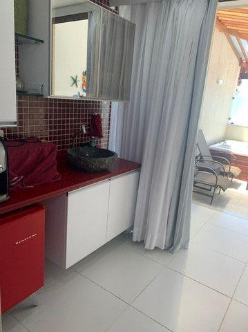 Casa Cinco Suítes a Beira Mar. (Mobiliada). - Foto 14