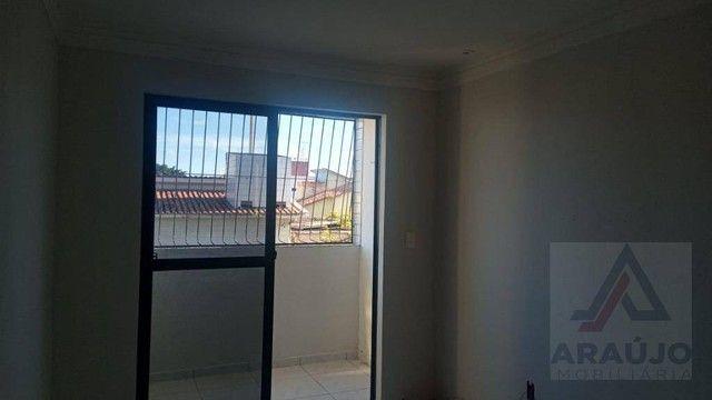 Apartamento, 50 m² - venda por R$ 140.000,00 ou aluguel por R$ 620,00/mês - Cuiá - João Pe - Foto 4