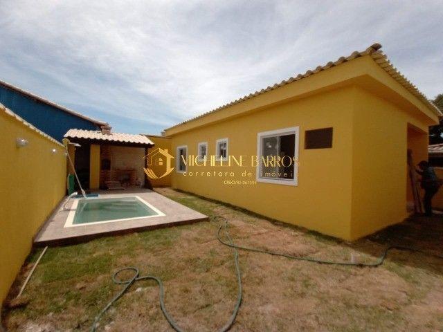 Sheila- Casa a venda na planta em Unamar, Cabo Frio - RJ!