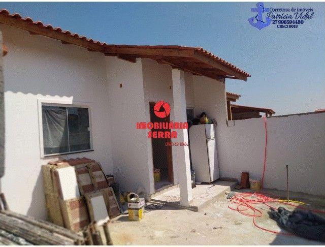PRV Vendo casa 2qts, quintal gigante, are subsolo, vaga pra dois carros - Foto 14