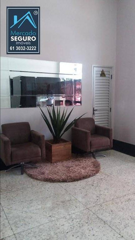 Apartamento com 1 dormitório para alugar, 42 m² por R$ 1.150,00/mês - Sul - Águas Claras/D - Foto 4
