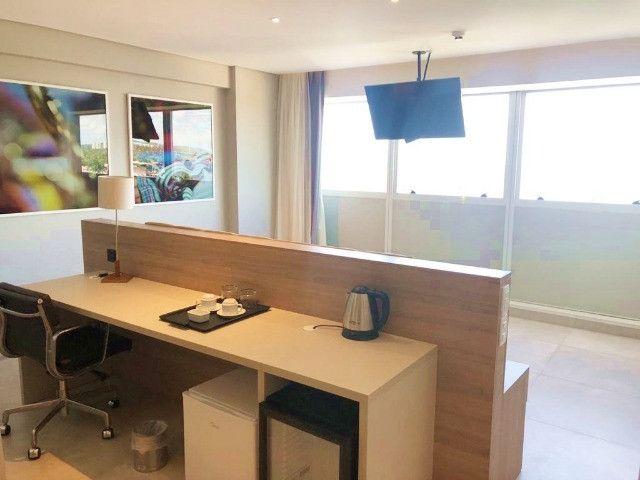 Alugo apartamento por diária todo mobiliado em Barra de Jangada - 37m² - Foto 2