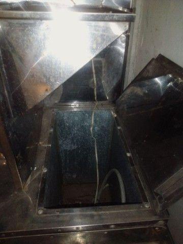Troco carrinho de churrasco com compartimento de refrigerante.por computador completo - Foto 6