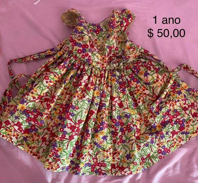 Vestidos festa bebê  - Foto 5