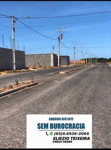 Loteamento as margens da BR-116, 10 minutos de Fortaleza! - Foto 4