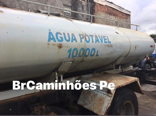 Ford cargo 1317 ano 2007 tanque  - Foto 5