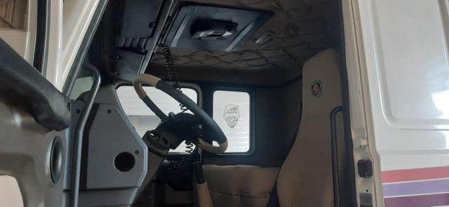 Scania 113 1996 / 1996 toco impecável - Foto 5