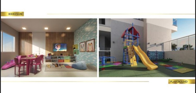 Apartamento para venda tem 169 metros quadrados com 4 quartos em Ponta D'Areia - São Luís  - Foto 5