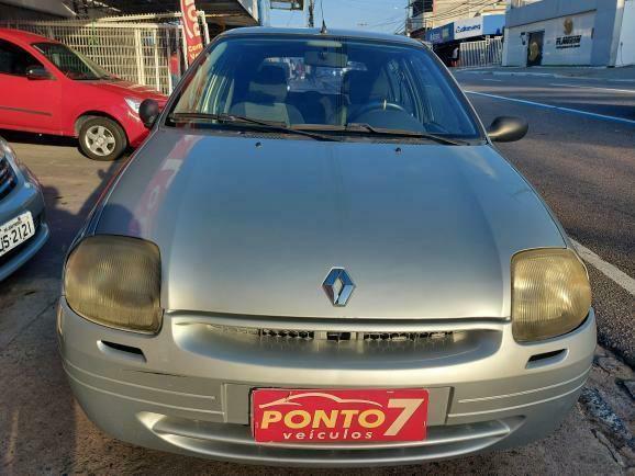 Renault Clio Hatch 2001 com ar  - Foto 2