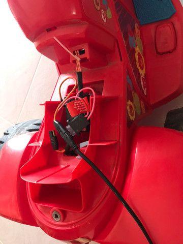 Quadriciclo elétrico 12v bandeirantes  - Foto 6
