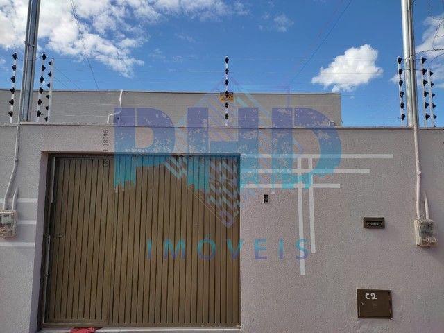 Casa para venda com 98 metros quadrados com 2 quartos em Jardim Primavera 1ª Etapa - Anápo - Foto 3
