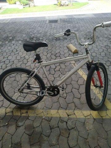 Bicicleta de alumínio - Foto 6