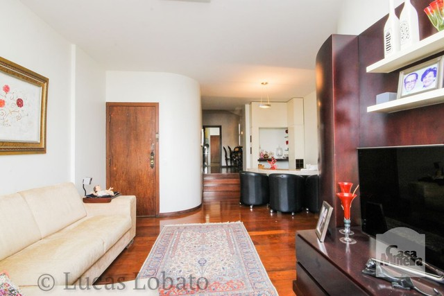 Apartamento à venda com 4 dormitórios em Funcionários, Belo horizonte cod:326137 - Foto 6