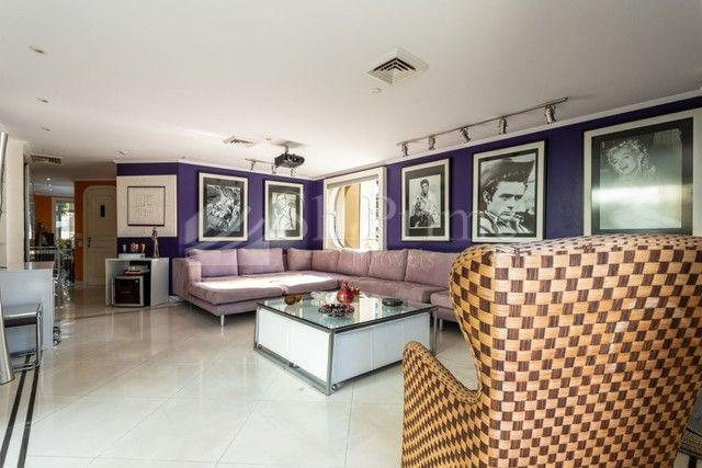 Cobertura Duplex para aluguel no Jardins, 4 dormitorios e 5 vagas - Foto 12