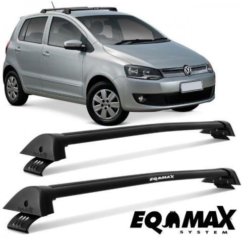 Bagageiro Rack Teto Eqmax New Wave Diversos Carros (Aceito Cartões) - Foto 7