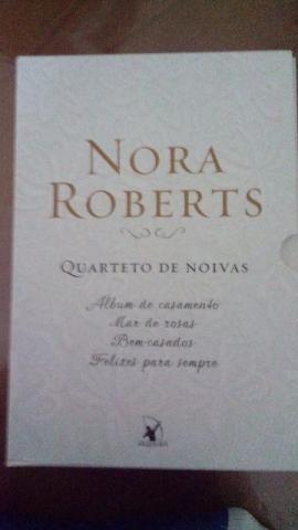 Coleção Nora Roberts 04 Livros
